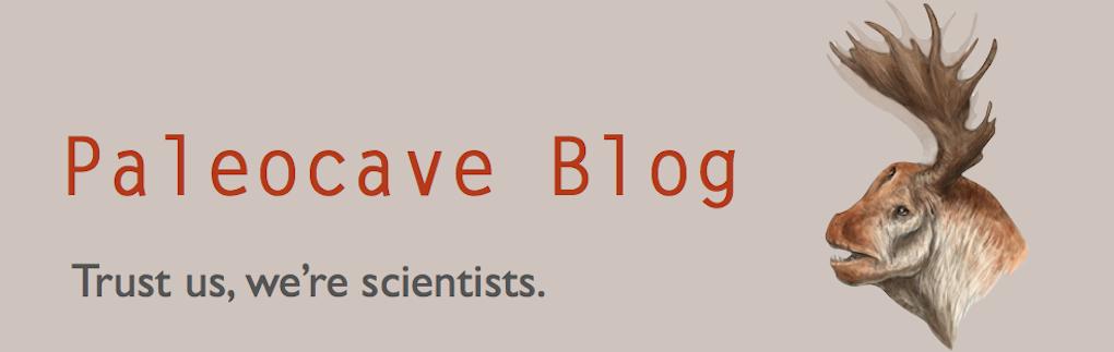 Paleocave Blog