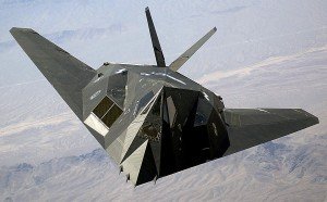 The F-117: the Atari 2600 of Stealth Aircraft