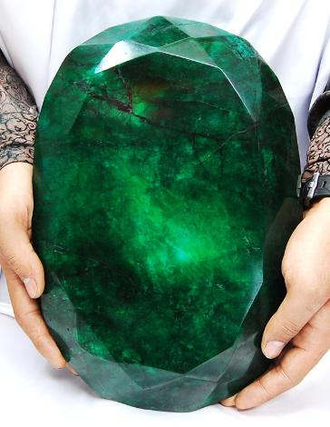 How exactly does the world's largest emerald form?   Paleocave Blog