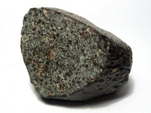 Ordinary chondrite NWA 869 (Image from Wikipedia)